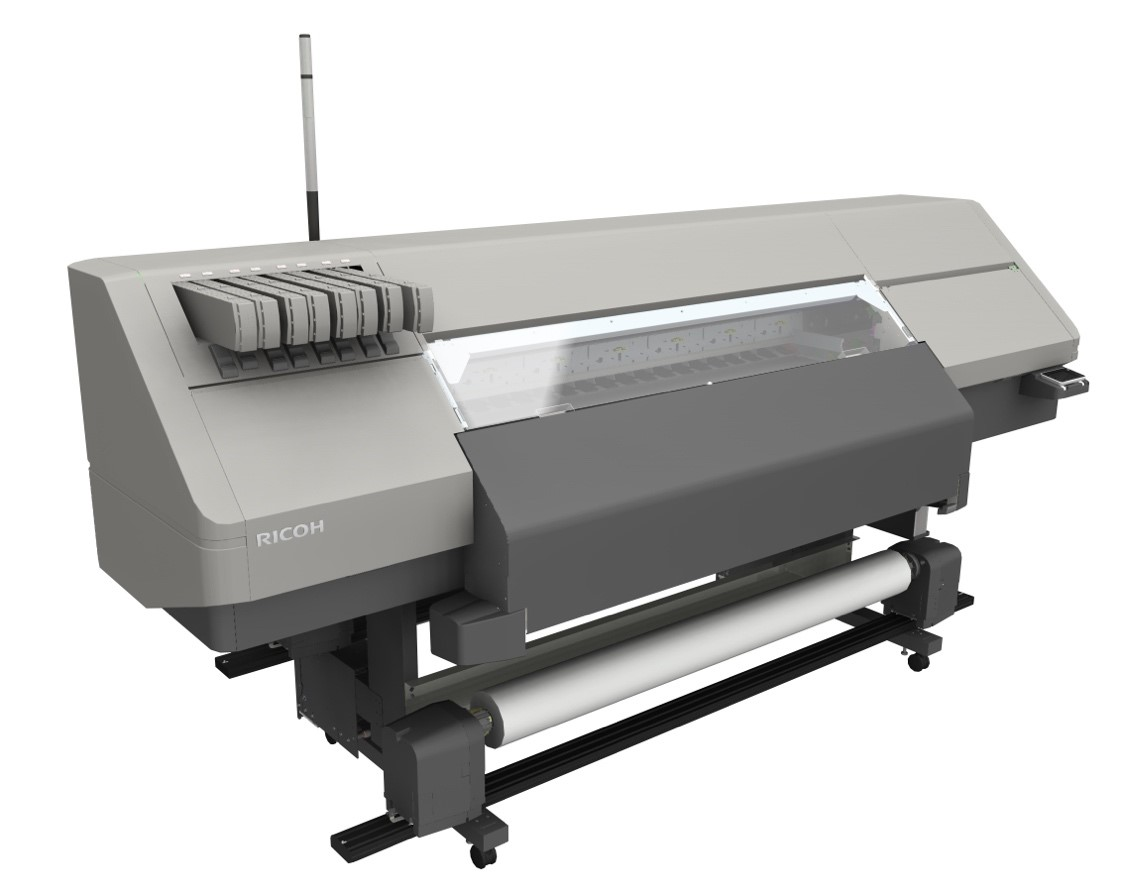 Ricoh has unveiled the new Pro L5130/ L5160 latex roll-to-roll printers.