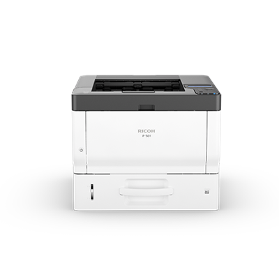 P 501 - Printer - Front View
