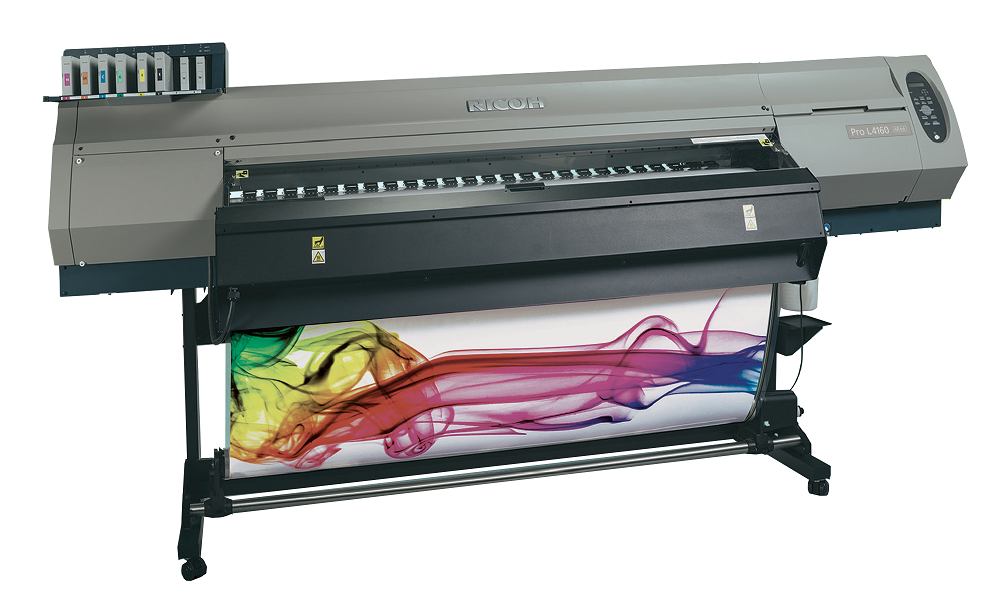 Ricoh Pro L4100 Series in Color-Logic first
