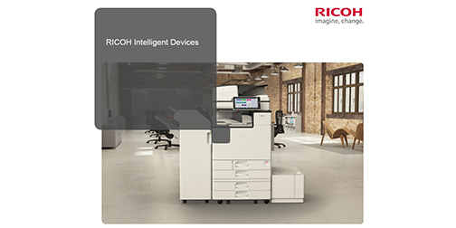 RICOH Intelligent Devices brochure