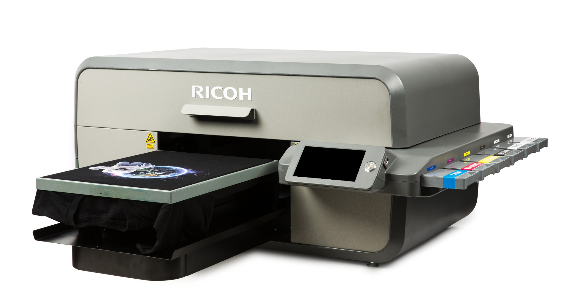 Ricoh launches two new Direct to Garment printers