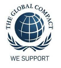 Sustainability - Awards - Memberships - UN Global Compact logo