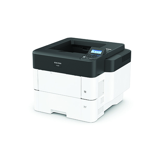 P 801 - Office Printer - Right View